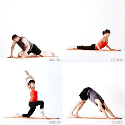 Calm and stretch