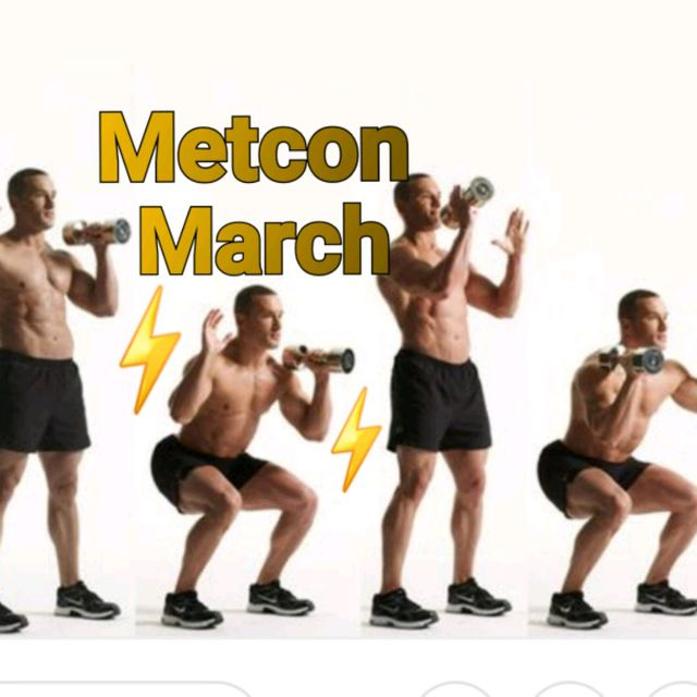 METCON MADNESS 4 HS