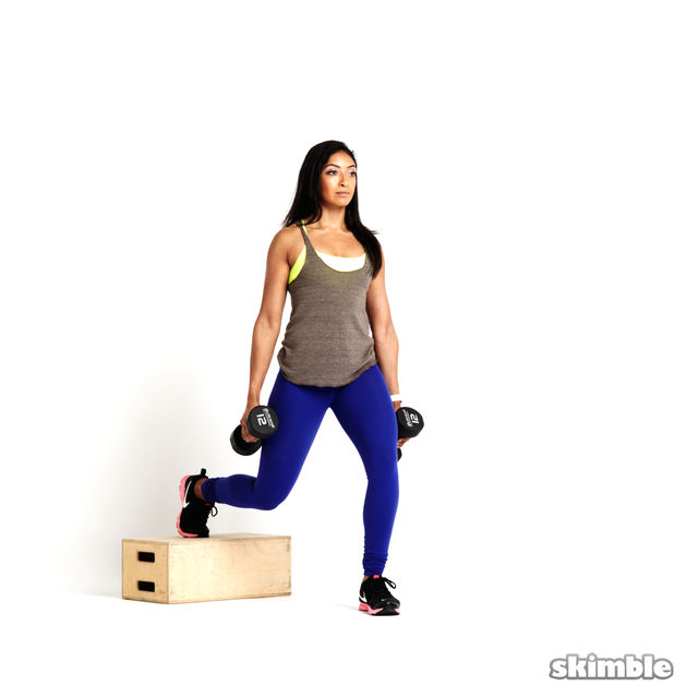 Power Glutes Workout