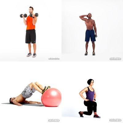 Jacky's Workouts