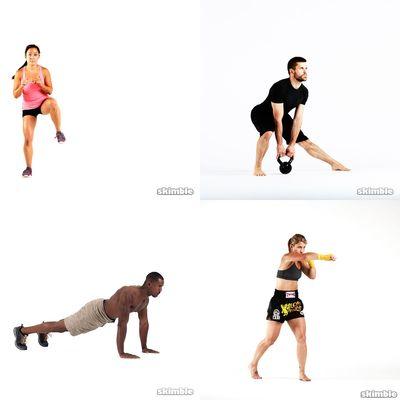Weekly Exercise