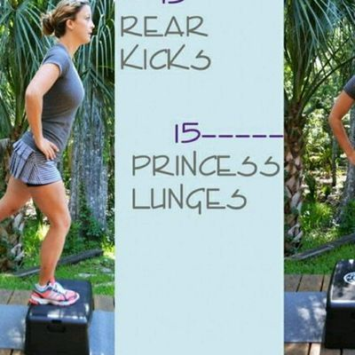 Rear Kicks