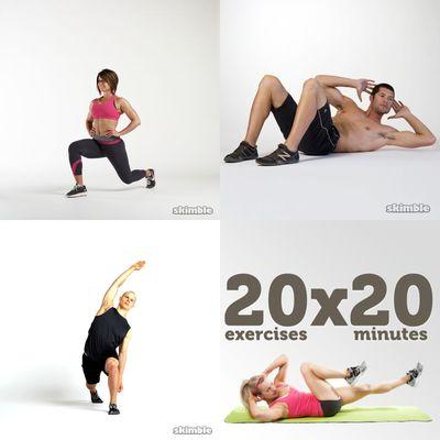 20 Min Workouts