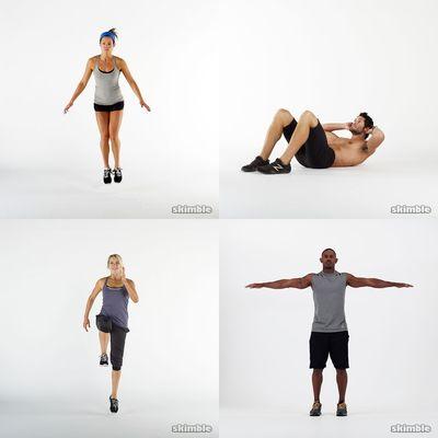 Art of exercices freebie