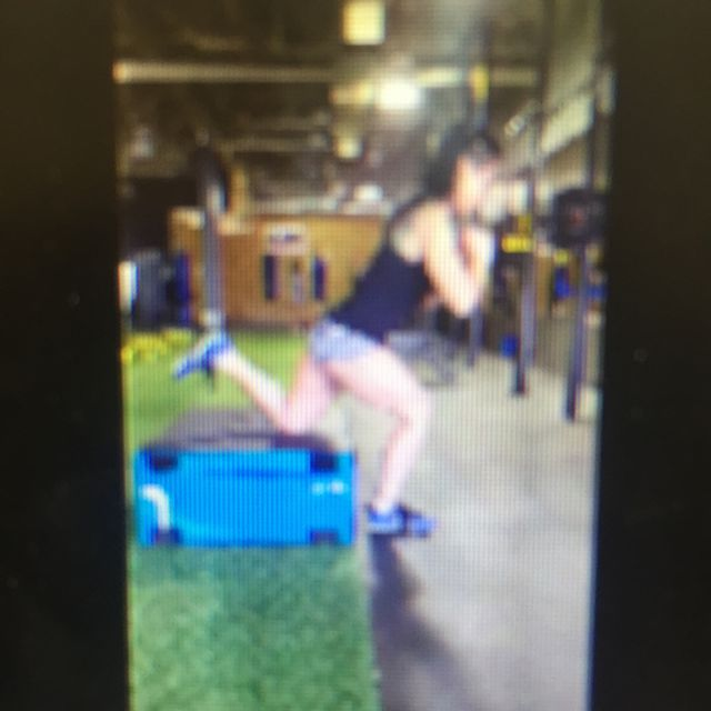How to do: Airborne Squats - Step 1