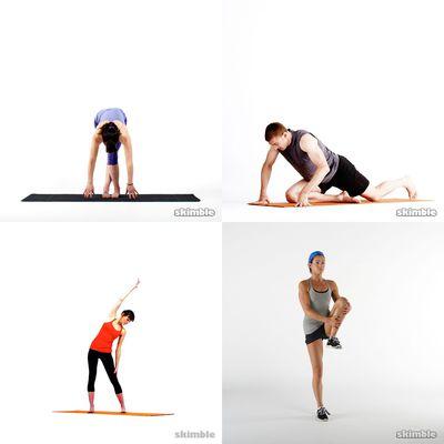 Pre/Post Stretches