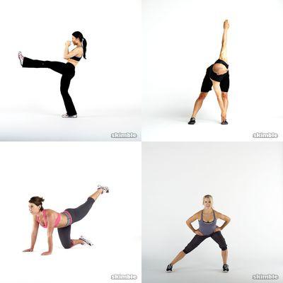 LOWER BODY & LEGS/BUTT