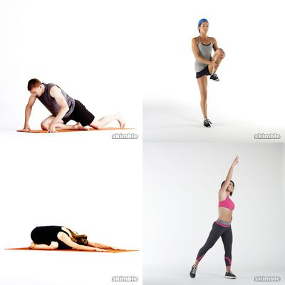 STRETCH & FUNCTIONAL FIT