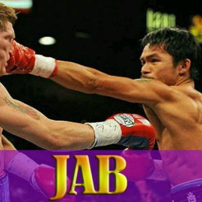 Jab, Jab, Cross