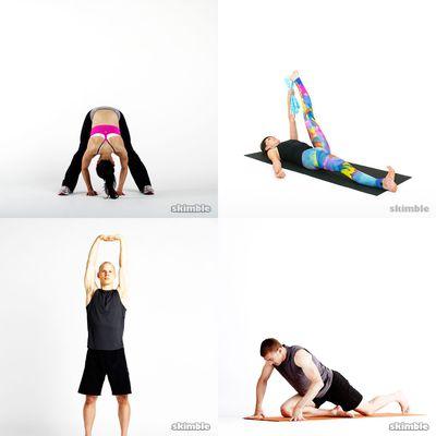PRE/POST Workouts