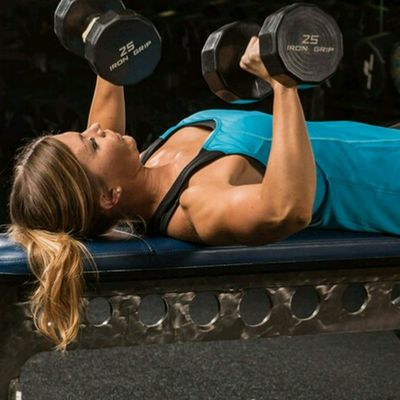 Dumbbell Chest Press 2.0