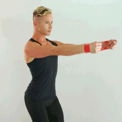 HAMMER CURL TO LATERAL FRONT RAISE TO CURL