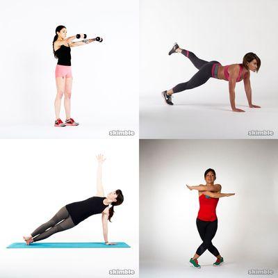 45 Min Workouts