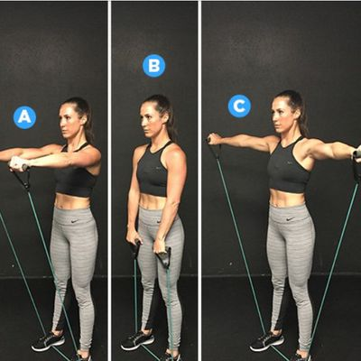 Lateral Raise Band