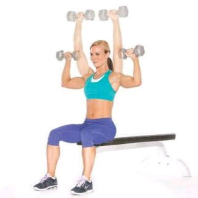 Seated Dumbbell