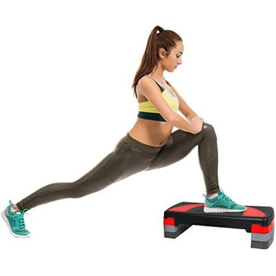 Alternate Step Runners Lunge