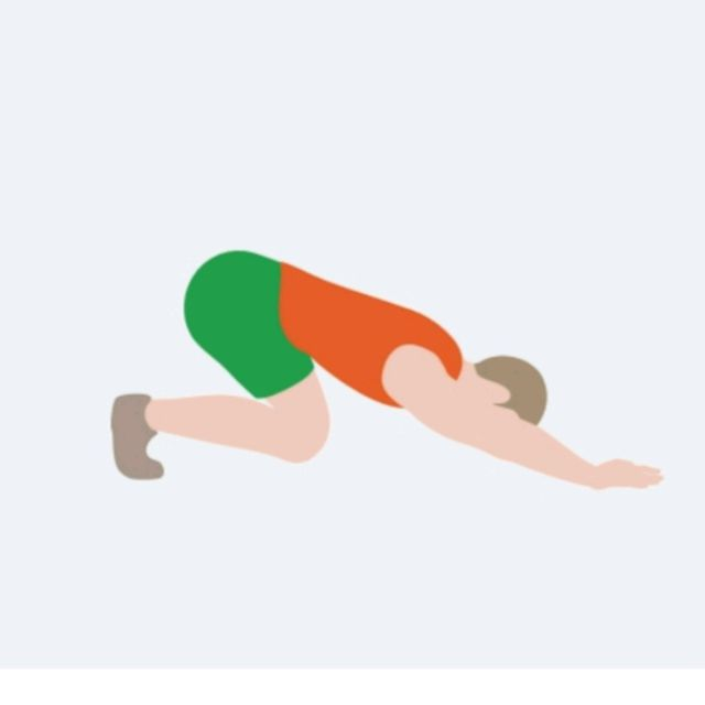 Reverse Push-up - Exercise How-to - Workout Trainer by Skimble