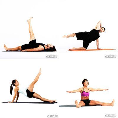 Pilates - core