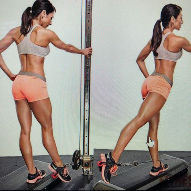 Leg And glute Launch