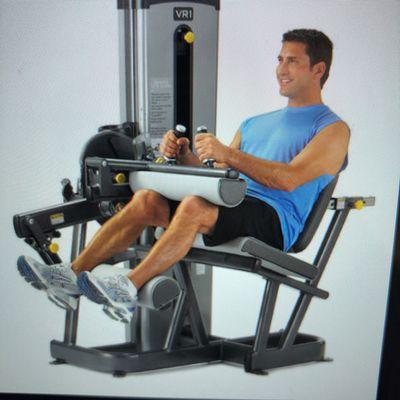 Leg Extention Machine