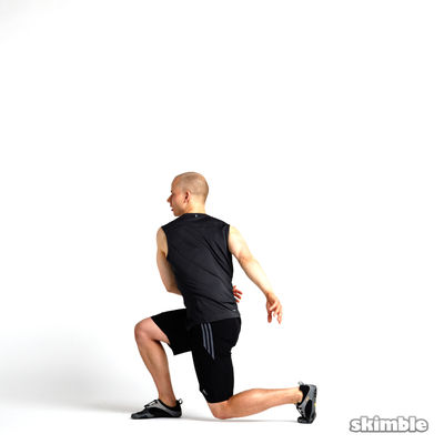 intense lower body