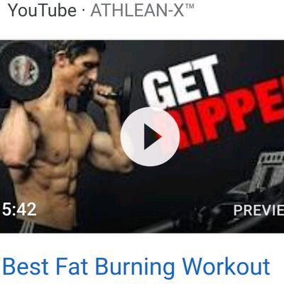AthleanX - Fat Burn