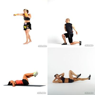 Workouts to Try