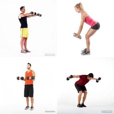 strength short (dumbells)
