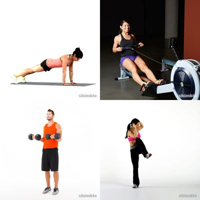 overall body hiit