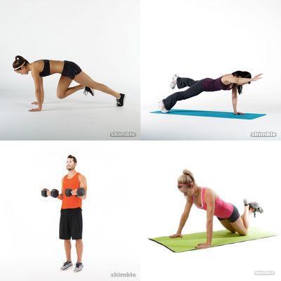 Full Body Endurance