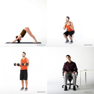 Jays workout
