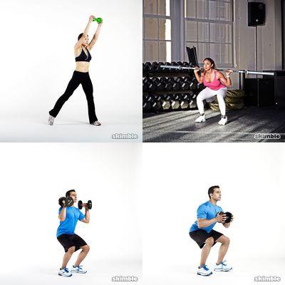 weight workout