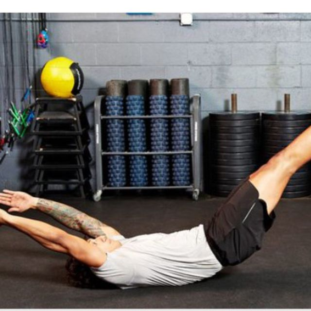 Robs Legs And Core (part 1)