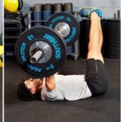 Super Set For A Super Sweat ( Legs/ Ab's) EMOM