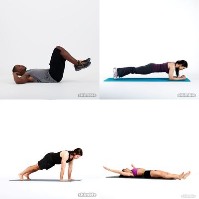 10 Ab Workouts