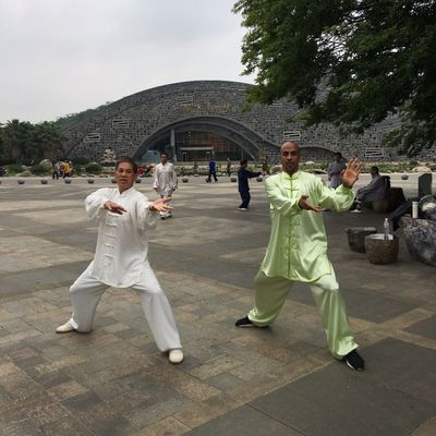 Short Form Chen Style 18 Movement Tai Chi