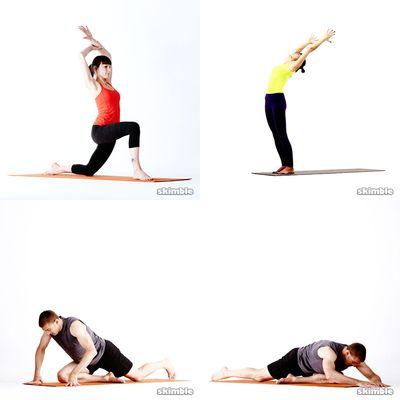 söndag- yoga