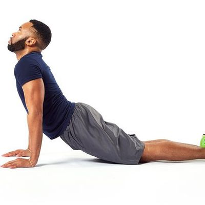 Abdominal Stretches