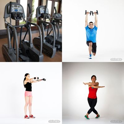 Mimi's Workouts