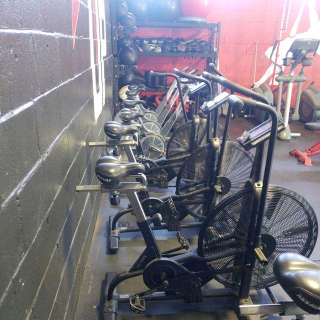 Assault Bike Calorie Killer