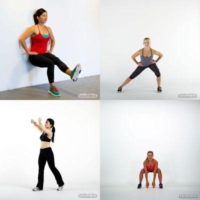 Workout To Tru