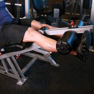Leg Extensions Machine