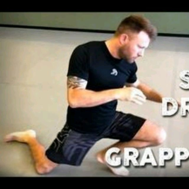 How to do: Grappling Defense - Step 1