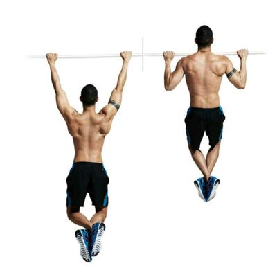 Home Upper Module 1: Pushups & Pullups