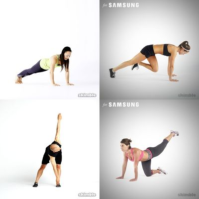 Go-To Workouts at Home