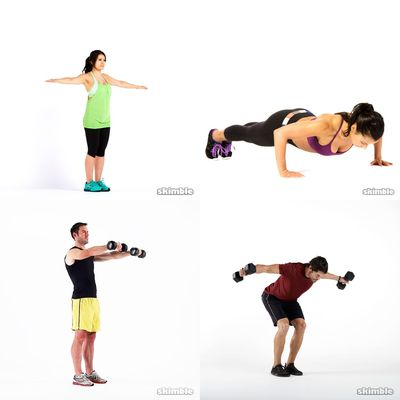 Weights And Toning