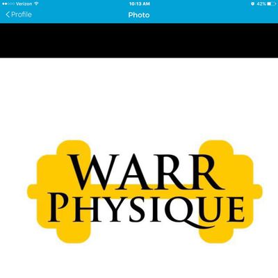 WARR PHYSIQUE - Leg Day