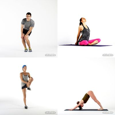 My Collection of Workouts