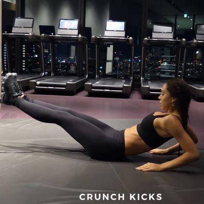 Crunch Kicks