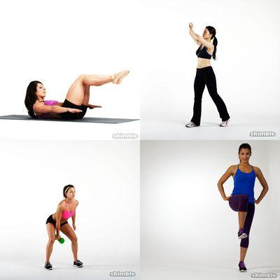 Pilates-Cardio